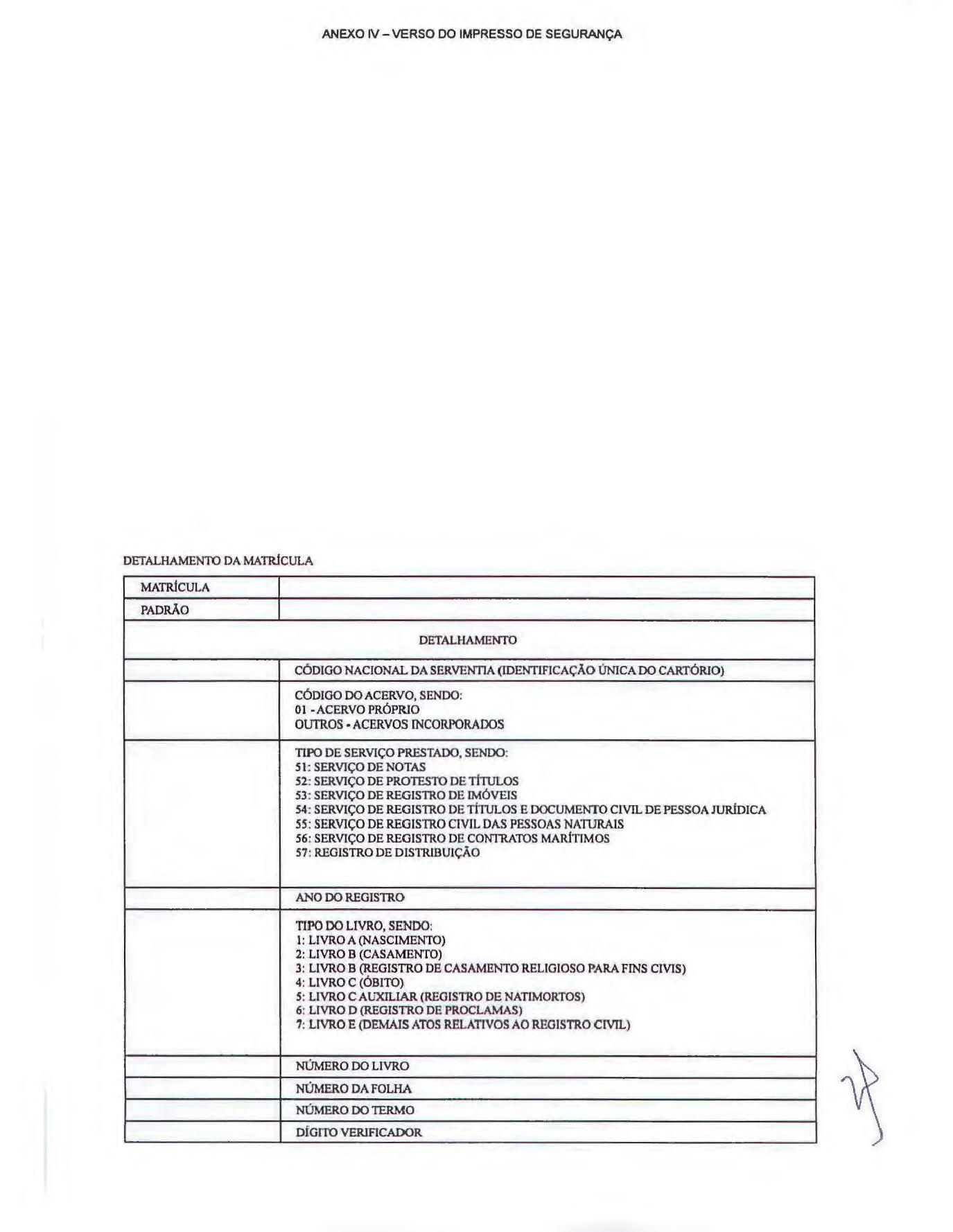 CNJ  Provimento nº 63 2017 (Institui modelos únicos de certidão de ... 212944ccce